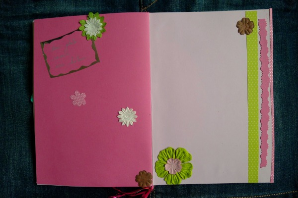 Rose vert