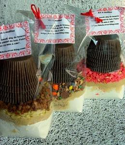 Kit à cupcake à offrir